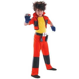 Child Bakugan Dan Costume, Large (10-12)