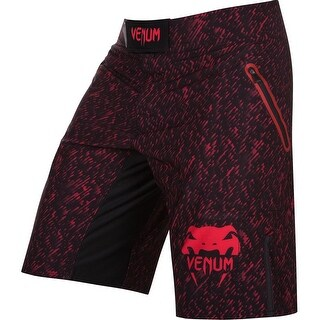 Venum Noise MMA Training Shorts - Black/Red