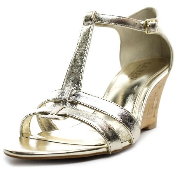 Lauren Ralph Lauren Harleen Women Platinio Sandals