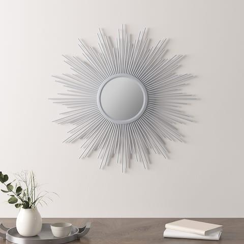 Madison Park Fiore Sunburst Large Mirror