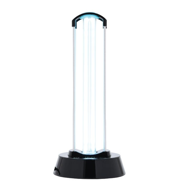 WBM Smart UV Germicidal Sterilization Lamp, Remote Control - 18 inch. Opens flyout.
