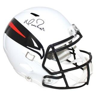 Matt Ryan AutographedSigned Atlanta Falcons AMP Replica Helmet FAN