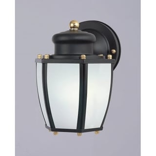 Westinghouse 64516 Energy Star Rated Traditional / Classic 1 Light Outdoor Wall