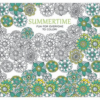 Leisure Arts-Color Summertime