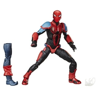 Hasbro Marvel Legends Series 6-Inch Collectible Action Figure Spider-Armor Mk Iii Toy With Build-A-Figure Piece