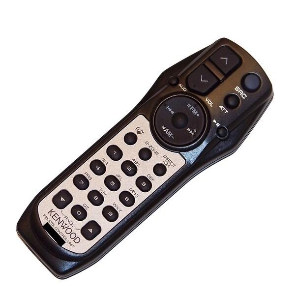 OEM Kenwood Remote Control Originally Shipped With: KDCBT742U, KDC-BT742U, KDCBT838U, KDC-BT838U, KDCHD942U, KDC-HD942U