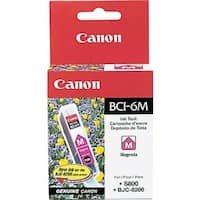 Canon BCI-6C Ink Cartridge -  MAGENTA Canon BCI-6M Ink Cartridge -  MAGENTA