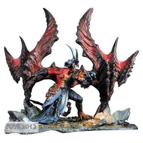 "Darksiders 12"" Samael Resin Statue - Multi"