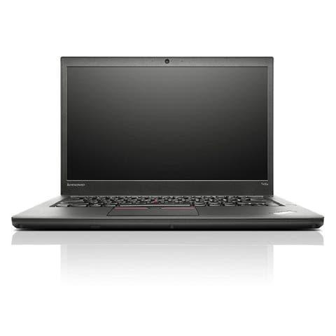 "Lenovo Thinkpad T450S 14.0"" Refurb Laptop - Intel Core i5 5300U 5th Gen 2.3 GHz 8GB 512GB SSD Windows 10 Home 64-Bit - Webcam"