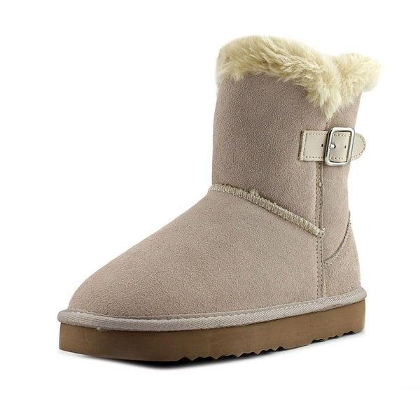 Style & Co Tiny 2 Women Cream Snow Boots