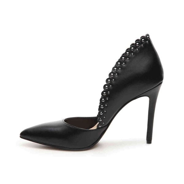Jessica Simpson Womens PAULENE Pointed Toe D-orsay Pumps