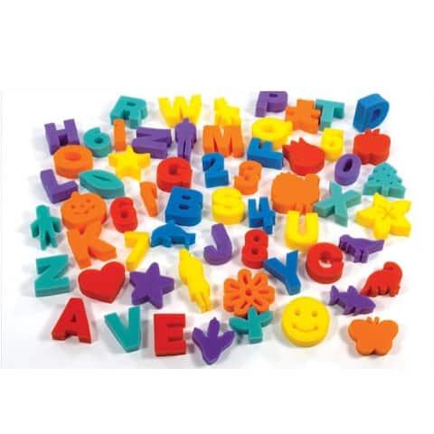 Dip and Print Sponge Classpack