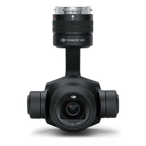 DJI CP.ZM.000497 Zenmuse X4S Camera with 20MP and 3-Axis Gimbal