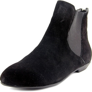 Chinese Laundry Newest Women Round Toe Suede Ankle Boot