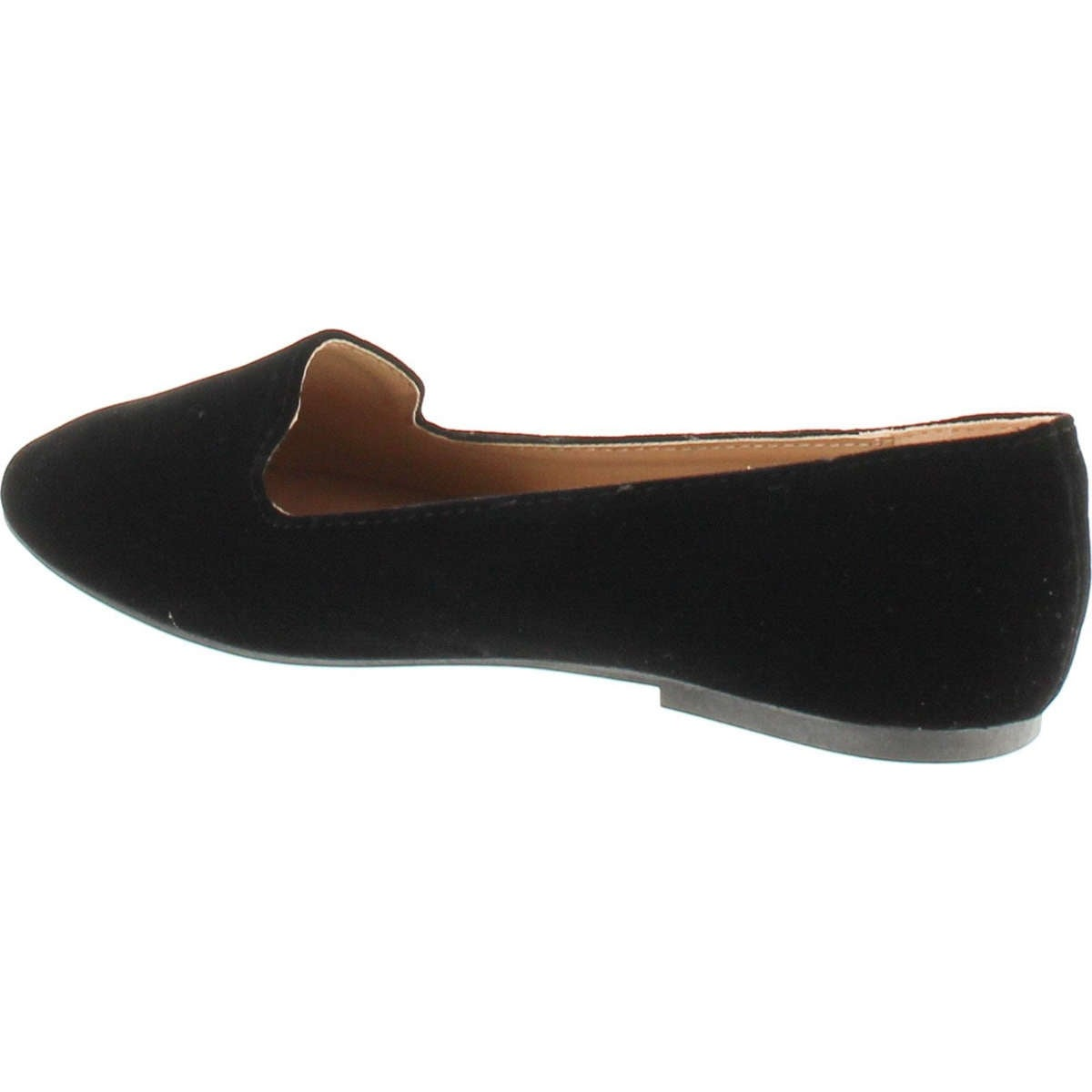 Forever Diana-81 Loafers Shoes Leopard Suede 11
