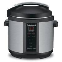 Cuisinart CPC-600 6 Quart 1000 Watt Electric Pressure Cooker, Stainless Steel