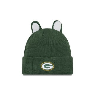 Green Bay Packers Cozy Cutie Youth Knit Hat Multi