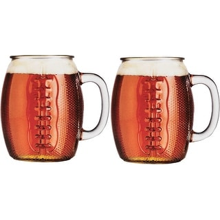 Link to Palais Essentials Beer Glass Set Similar Items in Glasses & Barware
