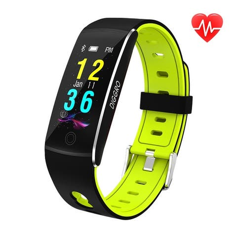 DIGGRO F10 Smart Bracelet Fitness Tracker