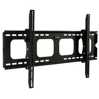 Mount-It! Tilt TV Wall Mount Bracket with Super-strength Load Capacity and 15 Degree Tilt Up & Down