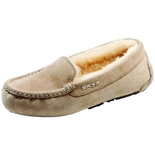 Old Friend Slippers Womens Sheepskin Lining Bella Moccasin 441310