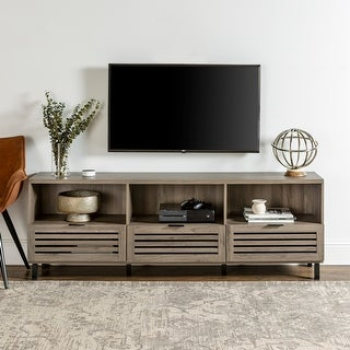 Link to Strick & Bolton Hilla 70-inch Storage TV Stand Console Similar Items in Media Cabinets