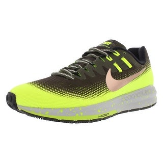 buy online 963a5 43866 Shop Nike Air Zoom Structure 20 Shield Running Men s Shoes - 7 D(M) US -  Free Shipping Today - Overstock - 21948045
