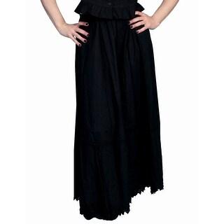 Scully Old West Slip Womens Range Wear Petticoat Crochet Lace