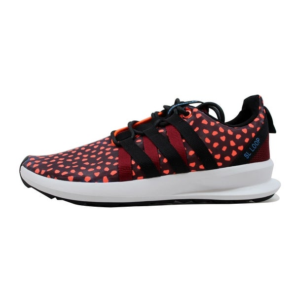Adidas Men's SL Loop CT Burgundy Q16405