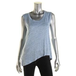 Alternative Apparel Womens High Low Slub Pullover Top - S