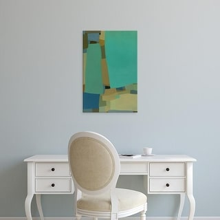 Easy Art Prints Tamar Zinn's 'Arabesque 8' Premium Canvas Art
