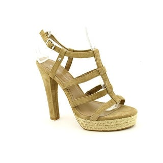 BCBGeneration Baileys Women Open Toe Suede Sandals
