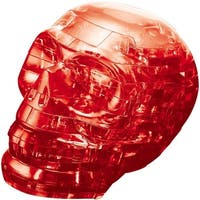 3-D Crystal Puzzle -Skull