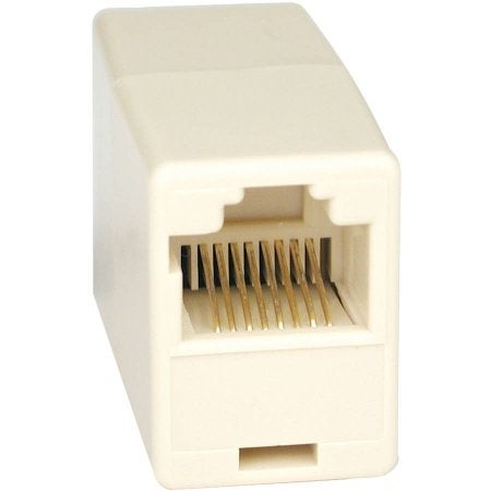 Tripp Lite - Telephone Straight Through Modular In-Line Coupler Rj45 F/F
