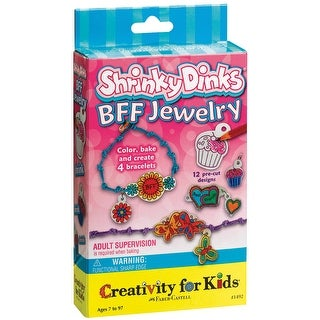 Shrinky Dinks BFF Jewelry Kit-