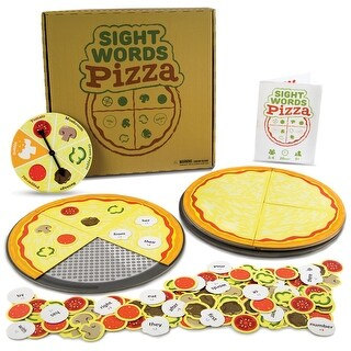 Sight Words Pizza