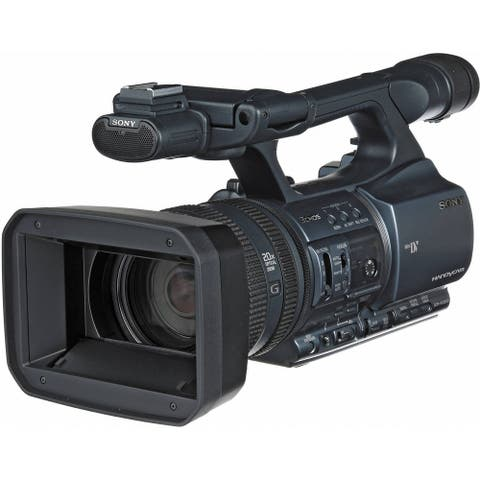 Sony Handycam DCR-VX2200E Camcorder Black PAL
