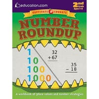 Dover Publications-Number Roundup
