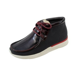 Clarks Men's Tawyer Evo Burgundy Brush 67871