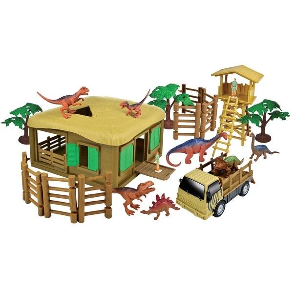 Dinosaur Playset. Opens flyout.