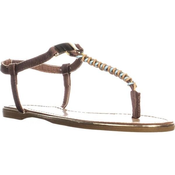 62035461f Shop madden girl Mellowed T Strap Flat Sandals