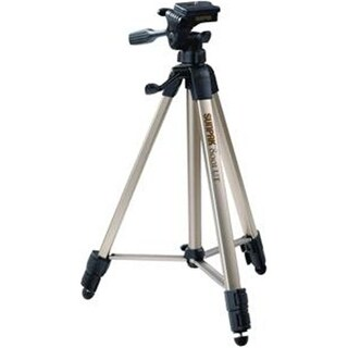 PHOTO VIDEO TRIPOD with 3-WAY PANHEAD EXTENDED HEIGHT: 60.2 FOLDE