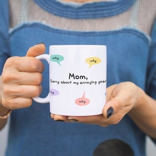 Got Stuck With You Mother-In-Law Mug Cute Mothers Day Gifts For Mother In Law