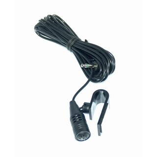 OEM Kenwood Microphone Originally Shipped With: DDX320BT, DDX-320BT, DNX571TR, DNX-571TR