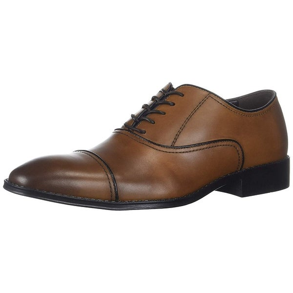 Kenneth Cole REACTION Mens Reggie Lace Up Oxford