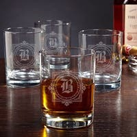 Winchester Personalized Whiskey Glasses
