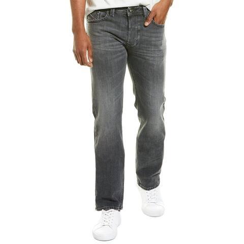 Diesel Larkee Grey Regular Straight Leg Jean