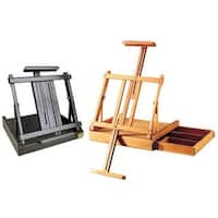 Art Alternatives - Ravenna Sketch Box Easel - Black