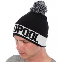 Marvel Comics Deadpool Knit Pom Beanie