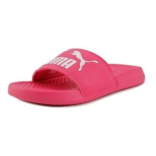 Puma Popcat Camo Open Toe Synthetic Slides Sandal